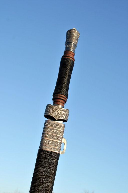 Дзянь - китайский мечь