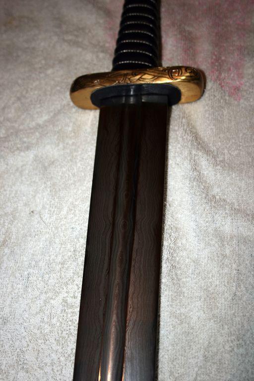 Каролингский меч - мечь викингов.