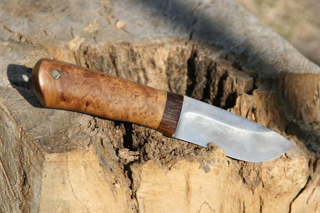 Нож скиннер - фото 1
