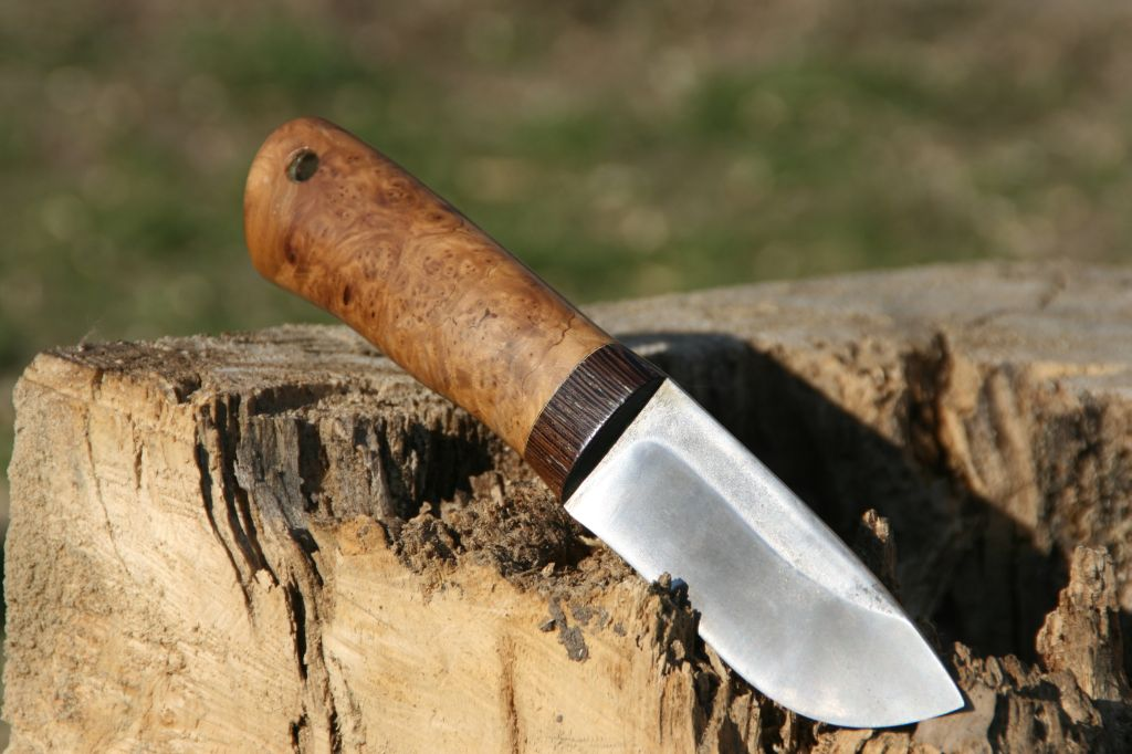 Нож скиннер - фото 2