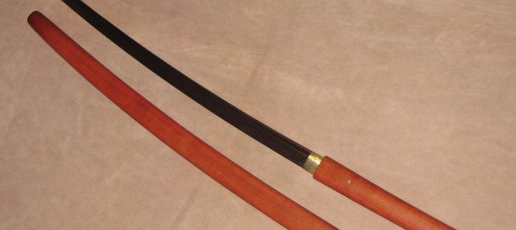 Катана ширасайя - рис 1
