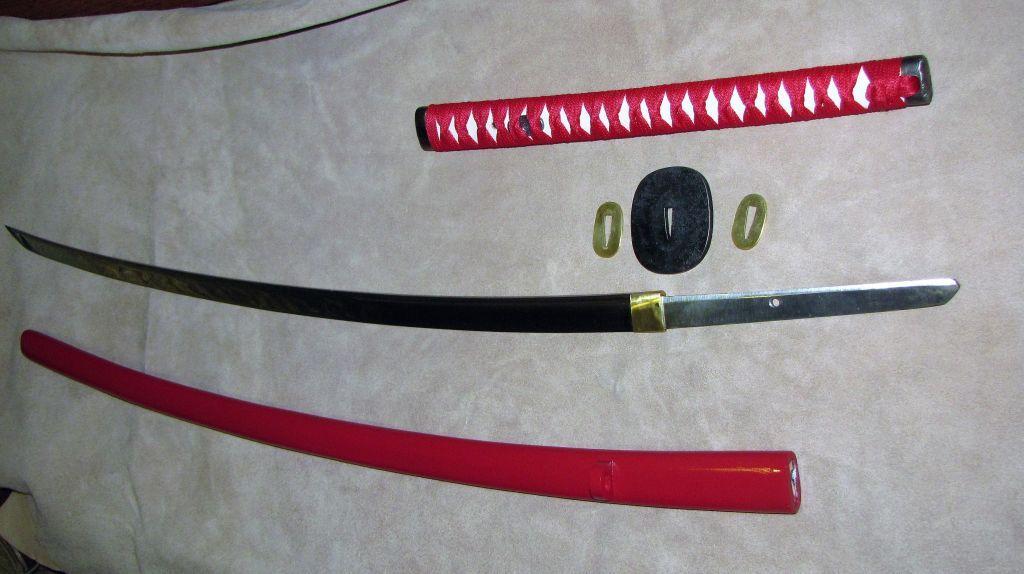 Нодати - японский меч 5044